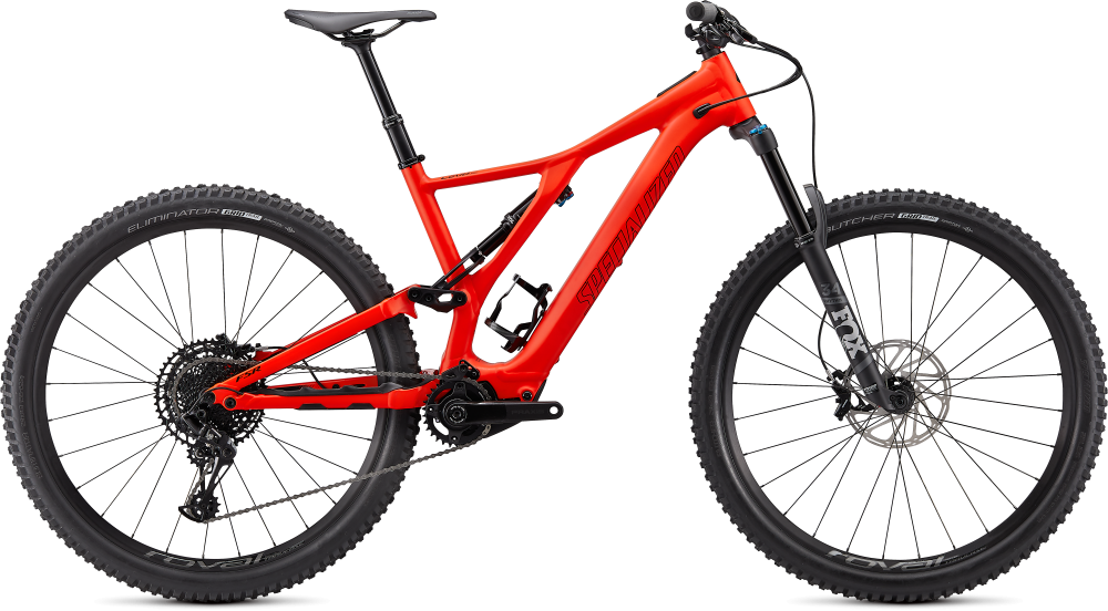 Specialized Turbo Levo SL Comp Rocket Red / Black M