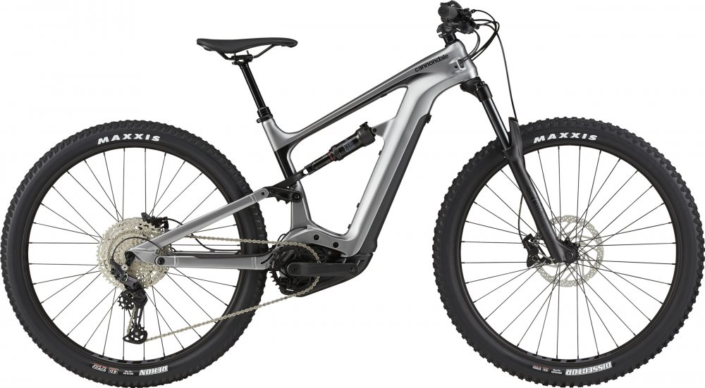 Cannondale Habit Neo 4 MD Grey
